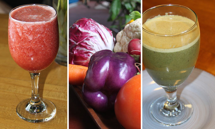 Juice fasting in the Catskills at Sanivan Holistic Retreat & Spa
