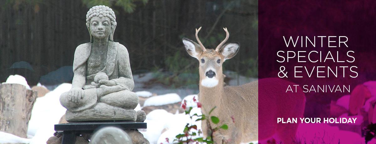 Special Winter Savings on Spa Getaways in the Catskills